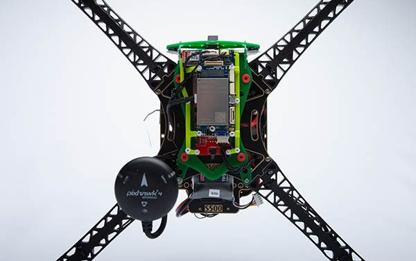 Qualcomm Flight RB5 5G Drone Designed to Help Developers Apply 5G, AI, IoT to New Applications
